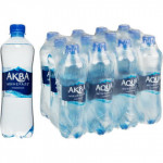 Вода AQUA MINERALE газированная 0,5 л