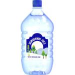 Питьевая вода ШИШКИН ЛЕС без газа, 1 л