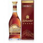 Коньяк армянский АРАРАТ 5*  0,5 л