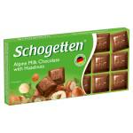 Шоколад с орехом SHOGETTEN 100 г