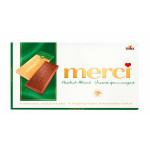 Шоколад MERCI с орехом, 100г