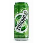 Пиво ТУБОРГ ГРИН 0,45 л
