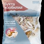 Морской коктейль БУХТА ИЗОБИЛИЯ, 430 г