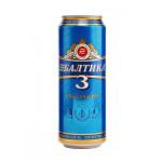 Пиво БАЛТИКА №3 0,45 л