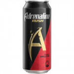 Энергетический напиток ADRENALINE RUSH Red energy 0,449 л