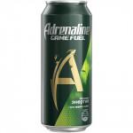 Энергетический напиток ADRENALINE RUSH лайм и имбирь 0,449 л