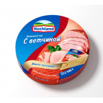 Сыр плавленый HOCHLAND с ветчиной, 140г