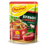 Бульон РОЛЛТОН домашний говяжий, 100г