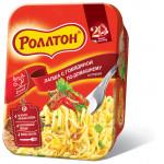 Лапша РОЛЛТОН с острой говядиной по-домашнему, 90г