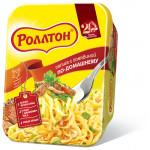 Лапша быстрого приготовления РОЛЛТОН со вкусом курицы и говядины, 90г
