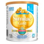 Смесь SIMILAC Gold 1 400 г
