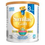 Смесь SIMILAC Gold 3 400 г
