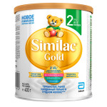 Смеси SIMILAC Gold 2 400 г