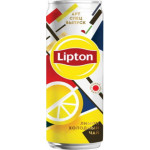 Холодный чай LIPTON ЛИМОН 0,25 л