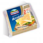 Сыр плавленый HOCHLAND тостовый сливочный с ветчиной, 150г
