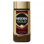 NESCAFÉ® Gold, кофе растворимый, 190г, стеклянная банка