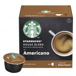 STARBUCKS Blonde® Espresso Roast, кофе в зёрнах светлой обжарки, 200 г