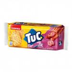 Крекеры TUC Original копченые колбаски, 100 г