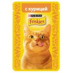 Лакомство для котят FRISKIES с курицей 85 г