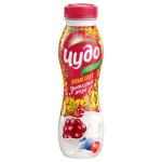Питьевой йогурт ЧУДО заповедные ягоды 270 г