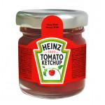 Кетчуп HEINZE томатный 34 мл