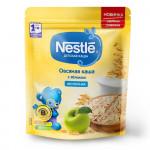 Nestlé® Молочная овсяная каша с яблоком  (Моя 1-ая каша. Продолжаем прикорм), 220г