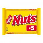 Батончики NUTS мультипак, 5х30г