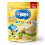 Nestlé® ШАГАЙКА® Каша молочная 5 злаков яблоко, банан, груша (с 12 мес.), 200гр.
