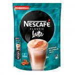NESCAFE Classic Latte. Напиток кофейный растворимый 7 шт по 18 г