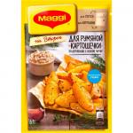 МАГГИ НА ВТОРОЕ для румяной картошечки по-деревенски с соусом тартар 29г