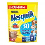 Какао-напиток быстрорастворимый Opti-Start NESQUIK, с витаминами и минеральными веществами, 30% меньше сахара, 135 г