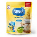 Nestlé® Молочная рисовая каша с яблоком  (Моя 1-ая каша. Продолжаем прикорм), 220г