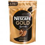 NESCAFÉ® Gold Barista, кофе растворимый, 120г, пакет