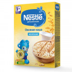 Nestlé® Молочная овсяная каша  (Моя 1-ая каша. Продолжаем прикорм), 220г
