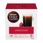 Кофе NESCAFE DOLCE GUSTO Americano, в капсулах, 16 шт