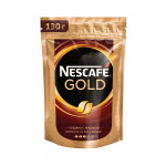 NESCAFÉ® Gold, кофе растворимый, 130г, пакет