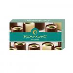 Комильфо(R). Фисташка. Конфеты шоколадные с двухслойной начинкой. 116г
