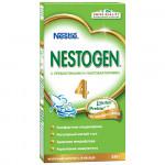 Сухая молочная смесь NESTOGEN (4) с 18 месяцев, 350 г