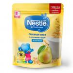 Nestlé® Молочная овсяная каша с кусочками груши  (с 8 мес.), 220г