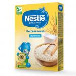 Nestlé® Молочная Рисовая каша  (Моя 1-ая каша. Начинаем прикорм), 220г