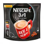 Кофе растворимый NESCAFE 3 в 1 крепкий, 20х16г