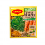 МАГГИ®Букет приправ. Приправа сухая с овощами, специями и зеленью.
