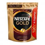NESCAFÉ® Gold, кофе растворимый, 250+100г, пакет