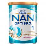 Сухая молочная смесь NAN Optipro 1 с рождения, 400г