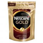 NESCAFÉ® Gold, кофе растворимый, 500г, пакет