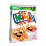 Безбашенные квадры  NESTLE Cini Minis Готовый завтрак с корицей пакет, 250 г