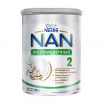 Сухая молочная смесь Nestle NAN 2 Кисломолочный, 400 г