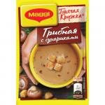 Горячая кружка MAGGI Суп грибной с сухариками, 20г
