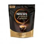 NESCAFÉ® Gold Espresso, кофе растворимый, 70г пакет