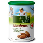 Миндаль NUTS FOR LIFE с луком и прованскими травами, 200 г